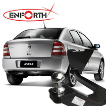 Engate Reboque Astra Hatch 4p Bola E Tomada Cromada Enforth