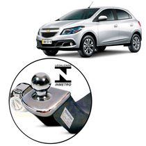Engate Para Reboque Rabicho Inmetro Chevrolet Onix 2012/2015