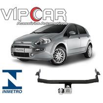 Engate Reboque Rabicho Fiat Punto 2008 Até 2015