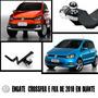 Engate De Reboque Vw Crossfox E Fox 2010 11 12 13 14 15 16