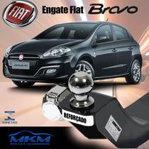 Engate Reboque Fiat Bravo Suporta 500kg Frete Gratis
