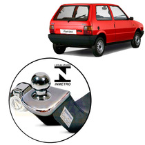 Engate Reboque Rabicho Inmetro Fiat Uno Smart Fire 2000/2003