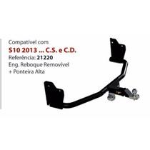 Engate De Reboque S10 2013 Removível