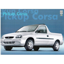 Escapamento Ronco Esportivo Especial Para Pick -up Corsa