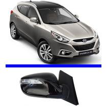 Retrovisor Hyundai Ix35 Ix-35 2010 2011 2012 2013 Direito
