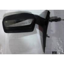 Retrovisor Fiat Tipo Dir Preto C/controle Manual !!!