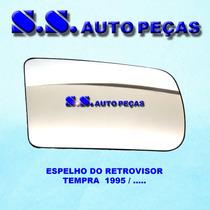 Espelho Tempra Retrovisor Tempra 1995 Á 1999 Peça Original