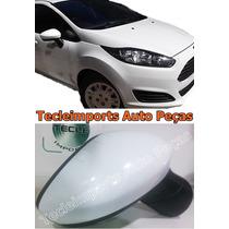 Retrovisor New Fiesta 2012 2013 2014 2015 Novo Original L/d