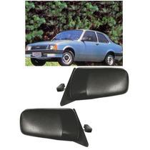 Retrovisor Chevette 1987 88 89 90 91 92 1993 Controle Manual