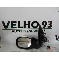 Retrovisor Esquerdo Peugeot 206/207 Eletrico Original