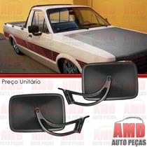 Retrovisor Espelho Pampa 84 A 90 Braço Fixo Reversível