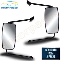 Kit Espelho Retrovisor Caminhao Mb 1113 1313 2 Peças