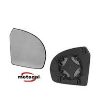 Lente Com Base Retrovisor Metagal Fiorino 11> - Metagal