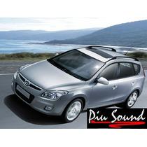 Kit Conforto Hyundai I30 Fecha Vidro Teto Solar E Retrovisor