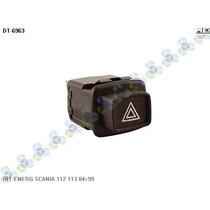 Interruptor Emergência Scania 112 113 84/99