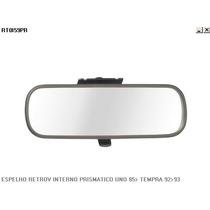 Espelho Retrovisor Interno Prismatico Uno 85/...tempra 92/93
