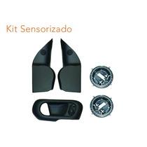 Kit Retrovisor Elétrico Tragial Chevrolet Novo Corsa Gmse101