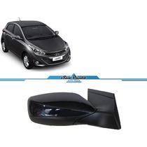 Retrovisor Hb20 Hyundai Controle Sem Pisca Direito