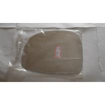 Lente Retrovisor Espelho Blazer S10 Cor Prata Esquerda
