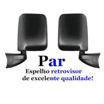 Espelho Retrovisor Kombi 97 98 99 00 01 02 03 04 05 Até 2013