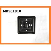 Botao Controle Remoto Espelho Retrovisor L200 Pajero Sport