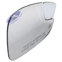 Vidro Espelho Retrovisor Externo-marca: Ori Fiesta-2011-2015