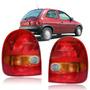 Lanterna Traseira Corsa Wind 94/95/96/97/98/99 Acrílico Novo