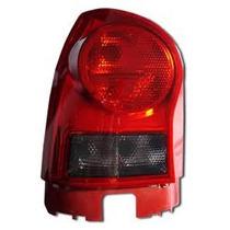 Lanterna Traseira Gol G4 05/06/07 Ré Fume Traseira Vermelha