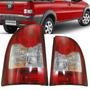 Lanterna Traseira Strada Pick-up 08/09/10/11/12 Canto / Novo