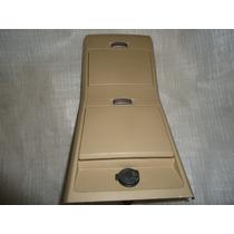 Moldura Console Captiva Com Porta Trecos E Porta Copo Bege