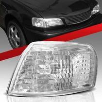 Lanterna Pisca Dianteira Corolla 99 2000 2001 2002