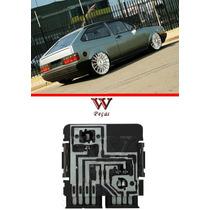 Circuito De Lanterna Traseira Volkswagen Gol Quadrado 87/95