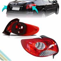 Lanterna Traseira - Peugeot 207 Sedan 2011 2012 2013