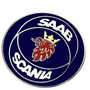 Emblema Dragão Scania 112-113 - Codigo 355403