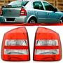 Lanterna Astra Hatch 2003 2004 2005 2006 03 04 05 06 Bicolor