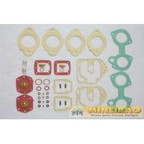 Alfa Romeo Ti - Kit Cabruador Solex 40 - Addhe - 1006