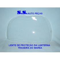 Lente Lanterna Sinaleira Traseira Marea 98 99 00 01 Cristal