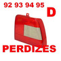 Lente Lanterna Traseira Direita Tempra 92 93 94 95 Original