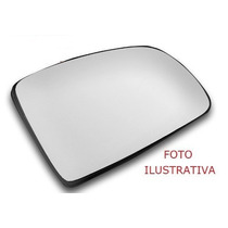 Lente Retrovisor Com Base Fiat Fiorino 97 Em Diante