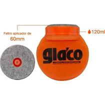 Glaco Roll On 120ml Cristalização D Para-brisa Made In Japan