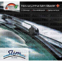 Palheta Slim Blade Dyna Peugeot 207 Cc Após 2008