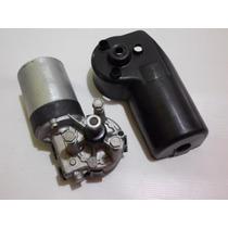 Motor Limpador Para-brisa Do Vw Fox 03 A 09 C/ Capa Plástica