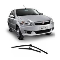 Palheta Limpador De Para-brisas Fiat Siena Todos