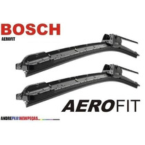 Palheta Original Bosch Aerofit Nissan March Apos 2011