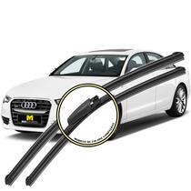 Palheta Audi A6 - 2012 Diante - Par Dianteiro - Siliconada