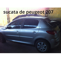 Motor Limpador Peugeot 206 / 207 Com Garantia