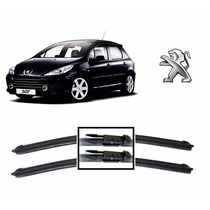 Palheta Limp Parabrisa Dianteiro Peugeot 307 Específica