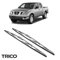 Palheta Limpador Nissan Frontier 2008 A 2013 Trico Original