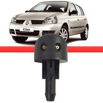 Brucutu Bico Ejetor Esguicho Dianteiro Renault Clio