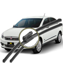 Palheta Fiat Grand Siena - 2012 Em Diante - Par Dianteiro